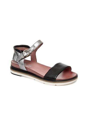 Mjus Sandalet Siyah